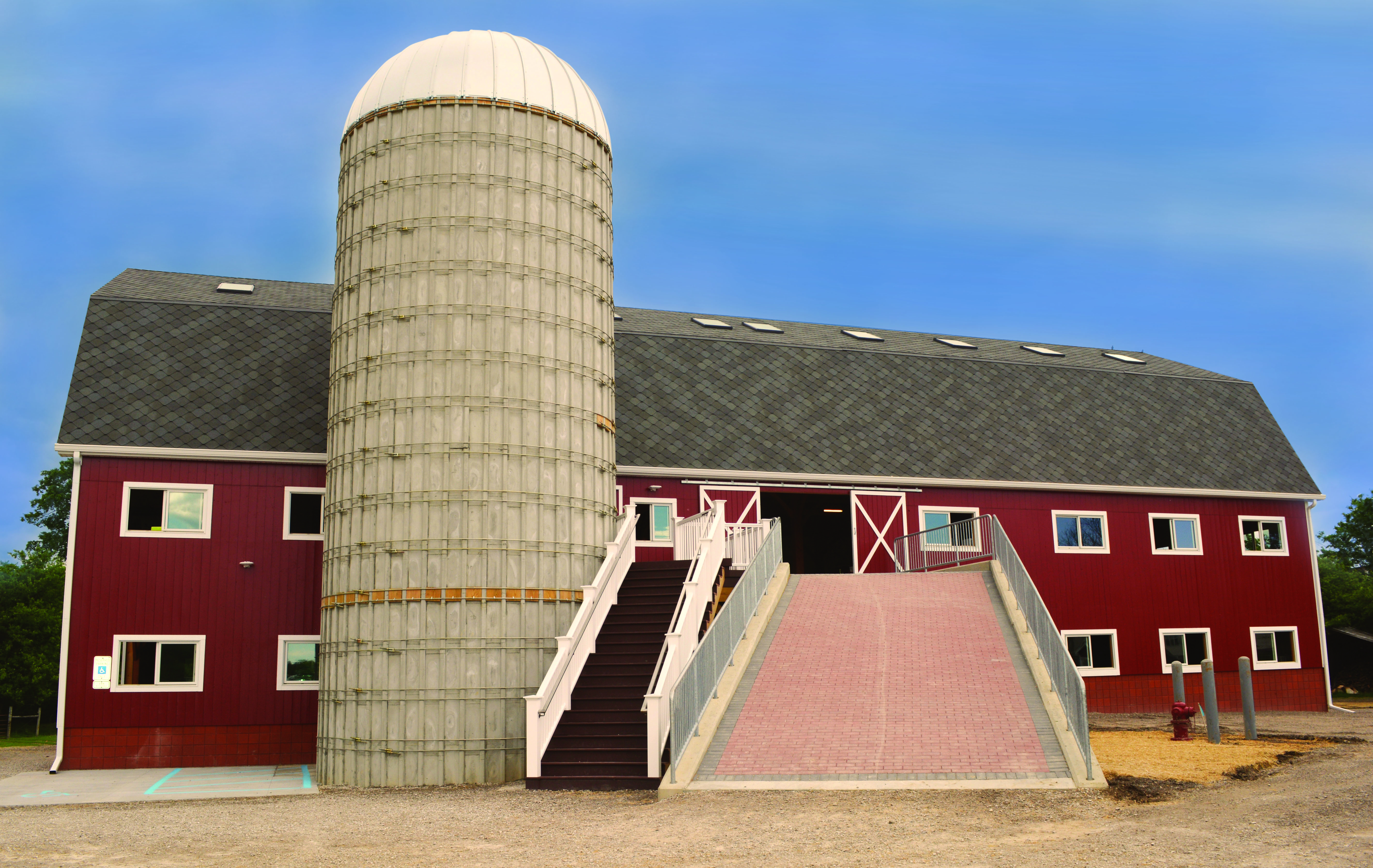 """Featured image for """"Real Life Barn"""""""