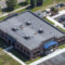 New Construction of Dentist Office Aerial View