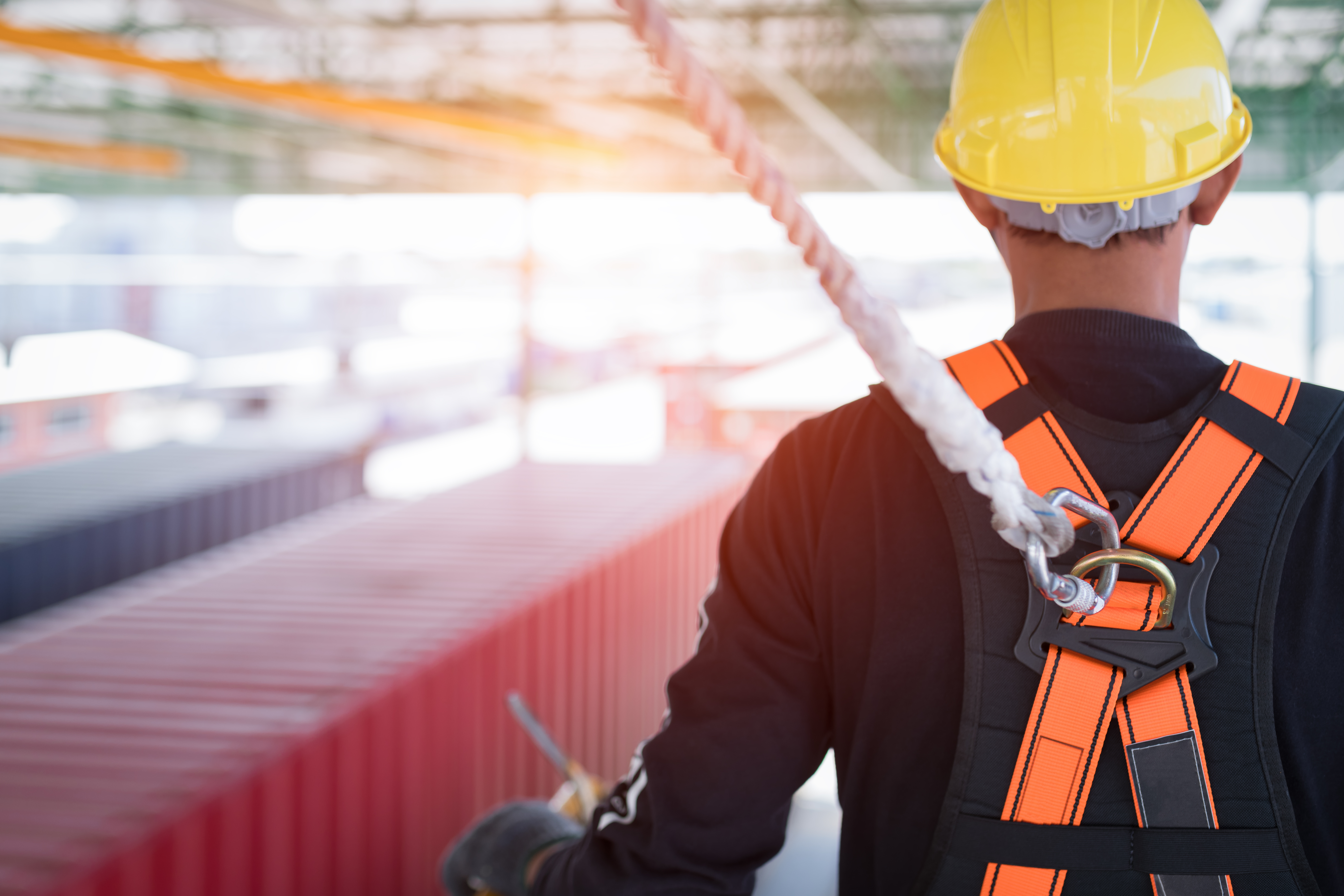 """Featured image for """"4 Tips to Enhance Construction Site Safety"""""""